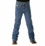 Cinch Boys Original Low Rise Extra Long Inseam Jeans - Medium Wash