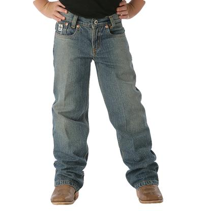 Cinch Boys Low Rise Original Jeans - Medium Wash