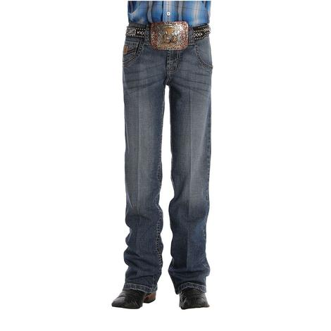 Cinch Relaxed Fit Bootcut Boy's Jeans Size 4-7