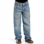 Cinch Boys Tanner Jeans - Medium Stonewash
