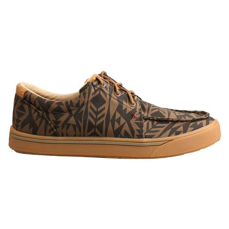 Twisted X Hooey Loper Lace Up Men's Shoe