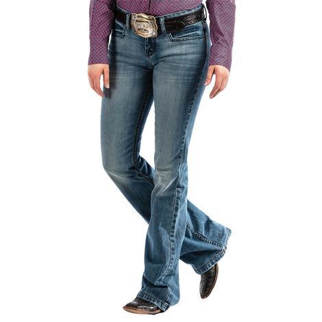 Cinch Lynden Slim Fit Women's Trouser Jeans