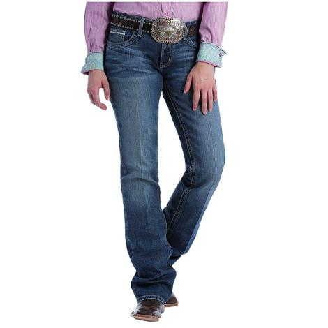 Cinch Ada Dark Wash Women's Jeans