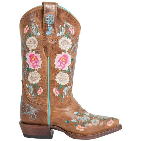 Macie Bean Girls Honey Bunch Boots