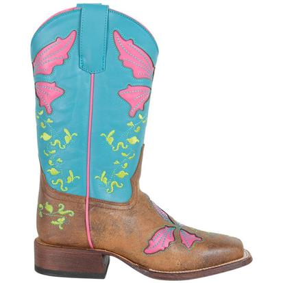 Macie Bean Turquoise Sinsation Boots