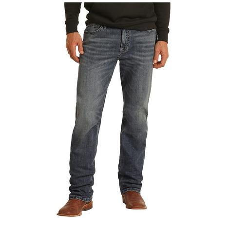 Rock and Roll Cowboy Hooey Double Barrel Medium Vintage Men's Jeans