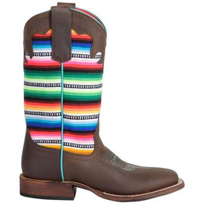 Macie Bean Lefties Pancho Kids Boots