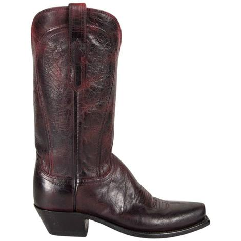 Lucchese Womens Willa Western Boots