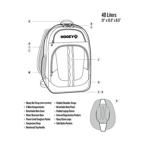 Hooey Blue Ox Backpack
