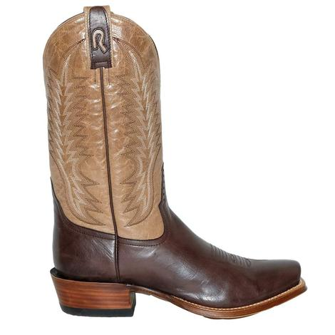Rod Patrick Chocolate Cayuse Boots