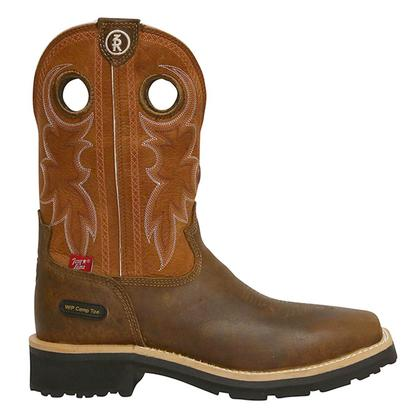 Tony Lama Mens Tan Comanche 3R Work Boot