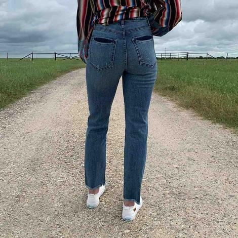 Sneak Peek Women's High Rise 90's Skinny Jeans