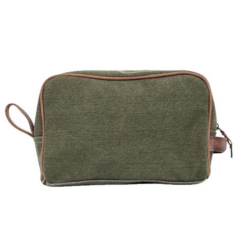 STS Ranchwear Foreman Shave Kit Military Green