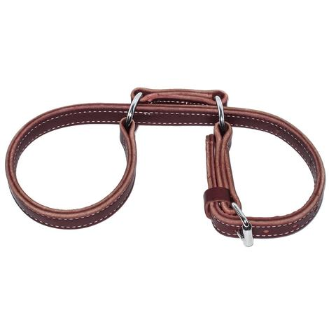 STT Latigo Leather 1inch Easy Adjust Hobbles
