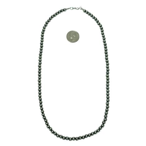 Navajo Pearl Necklace 6mm x 24inches