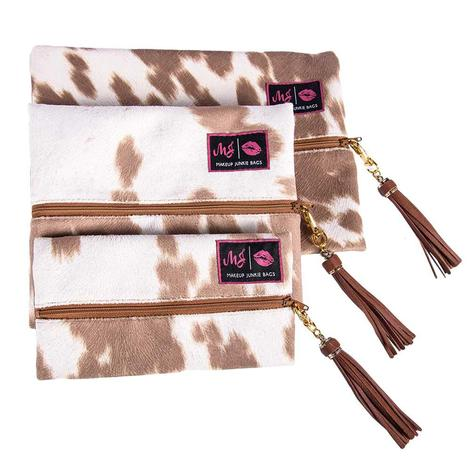 Tan Your Hide Mini Make-Up Bag