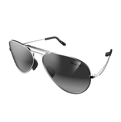 Bex Wesley Sunglasses - Silver/Gray