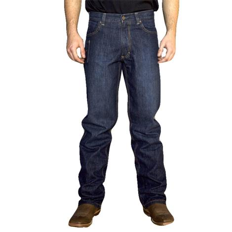 Kimes Ranch Mens Watson 2.0 Mid Rise Relaxed Leg Bootcut Jeans