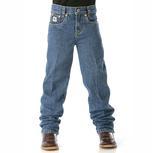 Cinch Boys' Original Regular Fit Traditional Rise Jean - Medium Wash