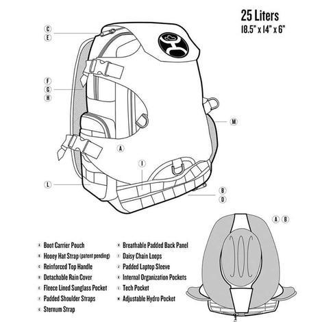 Hooey Grey Mule Backpack