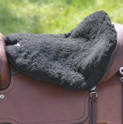 Cashel Luxury Fleece Tush Cush
